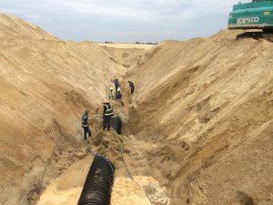 Hướng dẫn lắp đặt ống HDPE gân sóng 2 lớp - Hướng dẫn lắp đặt